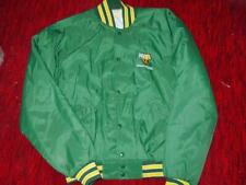 Vintage WINDLESS Satin Green & Gold(L) Jacket : AMERICA's PACK Green Bay Packers