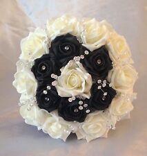 Buy Black Wedding Bouquet | eBay