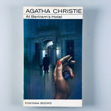 Agatha Christie - At Bertram's Hotel (1972) Fontana Books Paperback