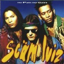Scäm Luiz No pain no gain (1993) [CD]