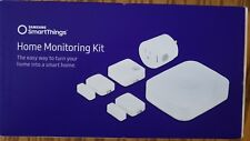NEW Samsung SmartThings Home Monitoring Kit with HUB White F-MN-KIT-US-2