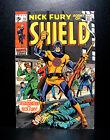COMICS: Marvel: Nick Fury, Agent of SHIELD #15 (1969), 1st Bull's Eye app - RARE