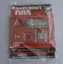 JAMES BOND 007 - ASTON MARTIN DB5 - 1:8 SCALE BUILD - GOLDFINGER - CAR PART 04