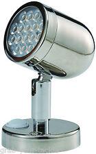 Caravan / Boat light LED READING LIGHT 16 LED's 154 Lumens Wall Light