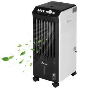 Raffrescatore Ventilatore ed Umidificatore Evaporativo 3in1 Purificatore Aria