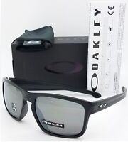 NEW Oakley Sliver sunglasses Matte Black Prizm AUTHENTIC 9269-15 Asian 9269-1557