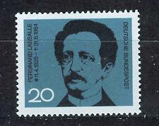 ALEMANIA/RFA WEST GERMANY 1964 MNH SC.895 F.Lasalle,labor movement