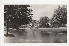 Bourton On The Water RP Postcard, A789