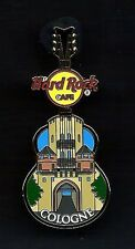 Hard Rock Cafe COLOGNE Castle Pin. P3