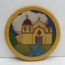 California Faience Vintage Carmel Mission Tile