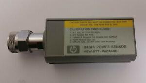 HP - Agilent RF Power Sensor HP 8481A  Thermische Leistungsmesser 10MHz-18GHz