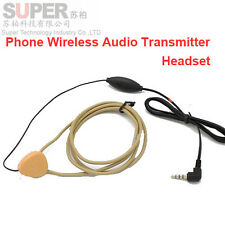 inductive earphone induction earphone voice transmitter for spy earpiece