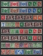 Morocco Agencies.  Collection of 69 stamps, 1899 to 1956, MInt and Used.