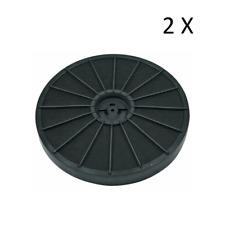 2 X ARISTON 60B 90G-GB A2041 A2042 Cappa FILTRO CARBONE TIPO EFF54