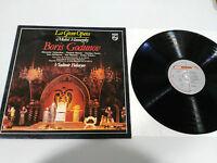 """Mussorgsky Boris Godunov Vinyl 12 """" 1989 VG + Spanisch Edit Philips"""