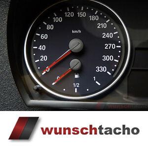 Tachoscheibe passend für E90 E91 E92  und E60-E61 E63 E64 E70 E71 Benziner top