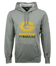 51ab16ab564b ... Property of Performance Fleece Men s Hoodie Gray M.  39.96 New. Green  Bay Packers Nike Therma-fit Trainspeed Circuit Pro 2xl Performance Hoodie