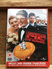 American Pie -The Wedding On DVD/Teen Comedy