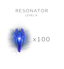 INGRESS - Resonator L8 - 100 pcs - Fast Delivery