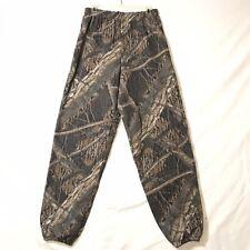 Mossy Oak Camo Jogger Sweatpants