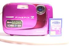 Fujifilm FinePix Z Series Z35 10.0MP Digital Camera - Purple