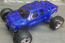 Custom Painted Body Ford Raptor SVT For 1/10 RC Stadium Trucks Traxxas Rustler