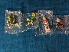 Legend of Zelda Ocarina of Time Lizalfos Yujin Gashapon 4 Figure Complete Set