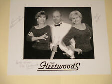 THE FLEETWOODS Signed 8x10 Photo GARY TRUXEL AUTOGRAPH