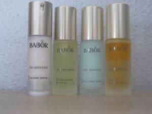 BABOR Skinovage SERUM  4 verschiedene Varianten NEU