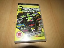 Midway Arcade Treasures Extended Play Sony PSP Game