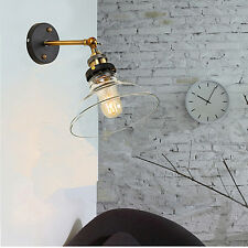 Modern Wall Lamp Bedroom Glass Wall Light Indoor Wall Sconce Kitchen Lighting