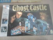 Vintage Ghost Castle board game spare parts retro Haunted House
