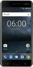 Nokia 6 teléfono inteligente (13,9 cm (5,5 pulgadas), 32gb, 16 megapíxeles de cámara, Android 7.1.1
