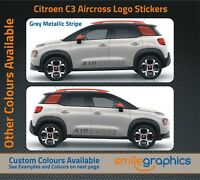 Citroen Aircross Stripe Kit Stickers decals - Other colours available