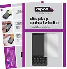 2x Blackberry Key 2 Protector de Pantalla protectores transparente dipos