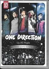 DVD ALL ZONES--CONCERT--ONE DIRECTION--THE LIVE TOUR / UP ALL NIGHT
