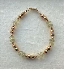Handmade Amethyst Beaded Fine Bracelets
