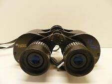 Vintage FOCAL 8 x to 17 X 40 Zoom Binoculars solid steel construction Durable.