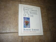 The World of Robert Jordan's The Wheel of Time Signed