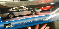 1:18 ERTL *IDEAL INDUSTRIES* 1971 Plymouth Cuda & 1969 Dodge Charger *PROMO SET*