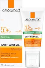 LA ROCHE POSAY ANTHELIOS XL ANTI-SHINE DRY TOUCH TINTED GEL CREAM SPF 50+ 50ML