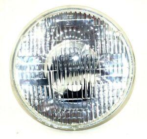 "CLASSIC CAR 7"" SEALED BEAM HEADLAMP LIGHT UNIT RHD MG FORD VW MX5 TVR SINGLE"