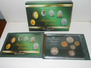2004 RAM Royal Australia Mint Proof 6 Coin Set in folder