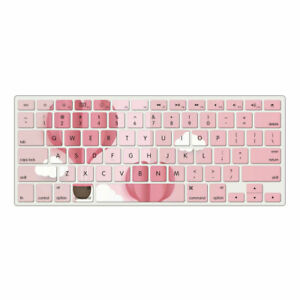 Multicolor Paint Cartoon Keyboard Cover For Macbook Air Pro 11 12 13 15 16 inch
