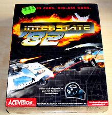 PC SPIEL GAME INTERSTATE 82 - NEU NEW SEALED BIG BOX MANUAL - RARE!!