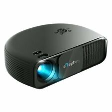 ELEPHAS HD Home Cinema Overhead Video Projector with 3300 Luminous Efficiency LE