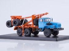 URAL 43204-41 Logging Truck SSM 1226  1:43