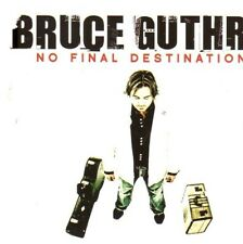 CD Bruce Guthro - No Final Destination, 2009