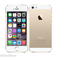 "ORO 4"" 32GB Apple IPHONE 5S A1533 4G LTE Smartphone Móvil 8MP Teléfono AAA+Stock"