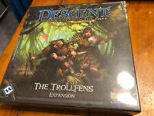 THE TROLLFENS Expansion for Descent Journeys in the Dark Board Game by FFG MISB